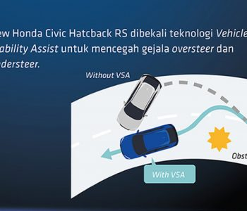 VEHICLE STABILITY ASSIST (VSA)